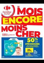 Prospectus Carrefour Market : Le mois encore moins cher 3