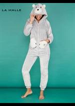 Prospectus La Halle : Pyjamas & Nuisette Femme