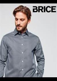 Prospectus Brice DRANCY : Chemises Homme