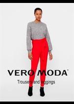 Promos et remises  : Vero Moda Trouser and leggins