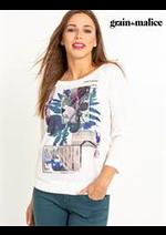 Prospectus Grain de Malice : T-Shirt & Tops Femme