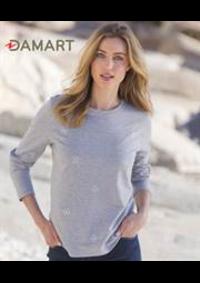 Prospectus Damart AULNAY-SOUS-BOIS : Pulls Femme