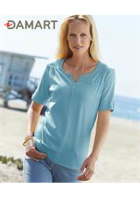 Prospectus Damart SAINT-GERMAIN-EN-LAYE : T-Shirts Femme