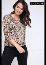 Prospectus Bréal : Chemises Femme