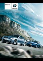 Prospectus BMW : BMW M5