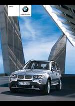 Promos et remises  : BMW X3