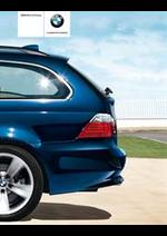 Journaux et magazines BMW : BMW Serie5-Touring