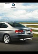 Prospectus BMW : BMW Serie3-Coupe