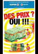 Prospectus U Express : DES PRIX ? OUI !!!