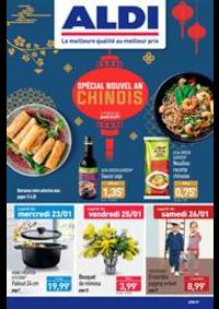 Prospectus Aldi Audincourt : Spécial Nouvel an Chinois