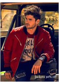 Prospectus Guess Le Chesnay : Guess Jackets Men 30% Off