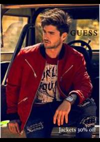 Prospectus Guess Le Vallois : Guess Jackets Men 30% Off