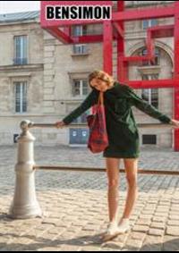 Prospectus Bensimon Paris : Robe & Combinaisons