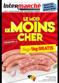 Prospectus Intermarché Ath : Le Moins le Cher