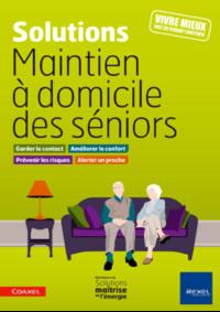 Prospectus Rexel ANDERLECHT : Maintien à domicile des seniors