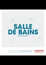 Prospectus  : Catalogue Salle De Bains 2019