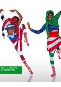 Prospectus United Colors Of Benetton PARIS : Pré-Collection Printemps/Été - Homme