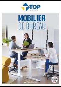 Prospectus Top Office Bondy : Mobilier de bureau
