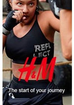 Prospectus H&M : H&M The start of your journey