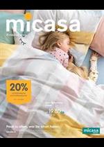Prospectus  : Micasa Angebote - Frühling 2019