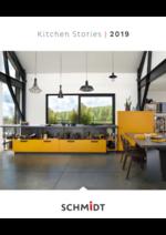 Prospectus Cuisines Schmidt : Kitchen Stories 2019
