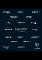 Promos et remises  : Roadsters Range 2019