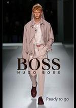 Promos et remises  : Hugo Boss Ready to go men
