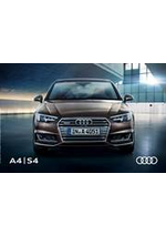 Journaux et magazines Audi : Audi A4S4