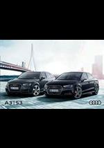 Promos et remises  : Audi A3S3