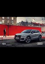 Journaux et magazines Audi : Audi Q2