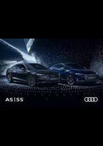 Journaux et magazines Audi : Audi A5S5