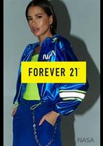 Promos et remises  : Forever 21 Nasa