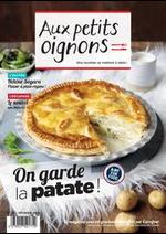 Prospectus Carrefour : Aux petits oignons Février