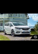 Guides et conseils Opel : Opel Zafira