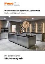 Prospectus Fust : Küchenmagazin - Riesenauswahl aus über 200 Seiten