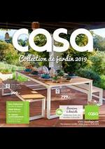 Promos et remises  : Collection de jardin 2019