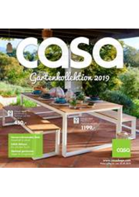 Prospectus Casa : Gartenkollektion 2019