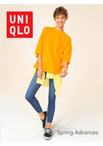 Promos et remises  : Uniqlo Spring