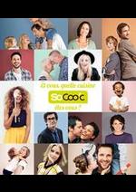 Prospectus SoCoo'c : Et vous, quelle cuisine Socoo'c êtes-vous?
