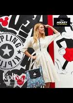 Prospectus Kipling : Mickey Collection by Kipling