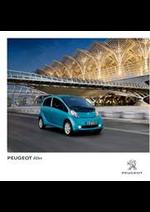 Promos et remises  : Peugeot iOn