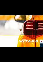 Prospectus Suzuki Auto : Vitara