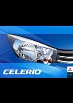 Promos et remises  : Celerio