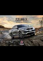 Promos et remises  : Fiat Fullback