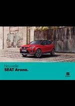 Promos et remises  : Seat Arona