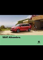 Prospectus Seat : Seat Alhambra