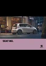 Promos et remises  : Seat Mii