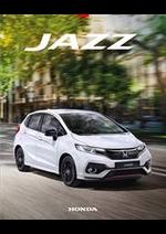 Promos et remises  : Honda Jazz