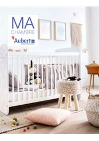 Prospectus Aubert : Ma Chambre Aubert