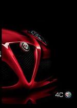 Prospectus Alfa Roméo : Alfa Romeo 4C